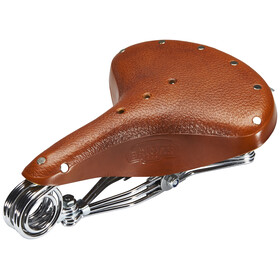 Brooks B33 Unique - Selle - marron
